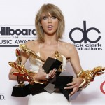 Taylor Swift e os prêmios