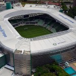 Arena Simpatia – a primeira festa no Estádio do Palmeiras