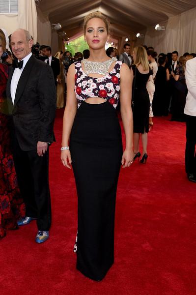Jennifer Lawrence de Dior