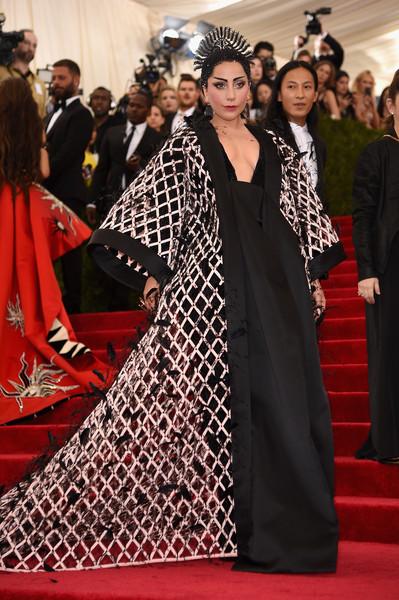 Lady Gaga de Balenciaga