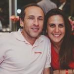 Denilson Machado e Andressa Almeida