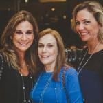 Gabriela Itagiba, Tereza Avvad e Marcia Verissimo