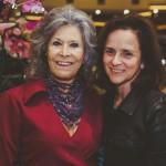 Gisela Amaral e Patricia Quentel