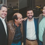 Marcus Trivellato, Cesar Melo, Alvaro Couto e Eduardo Mondolfo