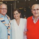 Paula Tanure, Marilia Godinho e Fernando Marcondes
