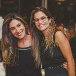 Simone Daudet e Nina Vieira