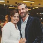 Marilia Godinho e Walter Goldfarb