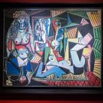 Quadro de Picasso bate recorde mundial ao ser leiloado