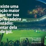Estádio do Palmeiras abre nova fase de venda de cadeiras cativas