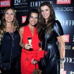 Andrea Funaro, Tatiana Hall-Nielsen e Adriana Geronazzo