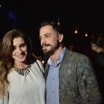 Camila Gagliardi e Ricardo Borges
