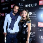 Renata Monteiro e Vitor Califfa