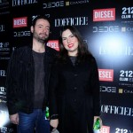 Ricardo Danos e Larissa Danos