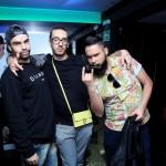 Vitor Freitas Marcondes, Danilo Centeneto, Cadu Santiago