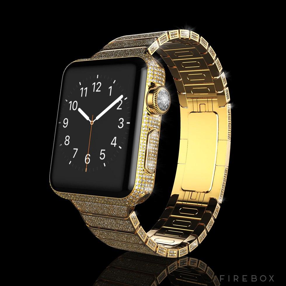 Um Apple Watch personalizado se torna o mais caro do mundo