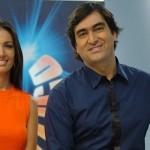 Patrícia Poeta e Zeca Carmargo vão comandar programa nas manhãs da Globo