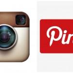 Pinterest e Instagram agora com venda online