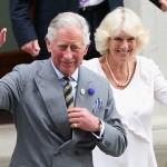 Príncipe Charles pede divórcio após descobrir traição