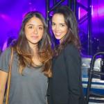 Eva Farah e Angelica Camilo