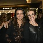 Maria Laura Santos e Edith Meirelles