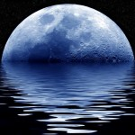 Lua Azul de julho