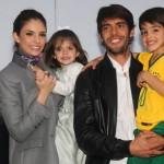 Kaká e Carol Celico anunciam separação