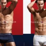 Uh la la! Rafael Nadal tira a roupa em novo comercial