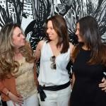 Daniela Colnaghi, Tamar Paiva e Luana Mattos
