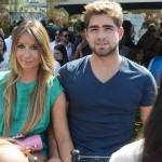 Giovanna Kach Vartanian e Francisco Todescan