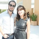 Leo Fazio e Luciana Penaforte