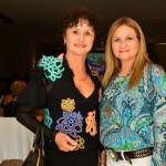 Lidia Damy Sita e Cristina Amaral