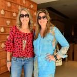 Marcia Joly e Adriana Consulin