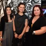 Renata Maynart, Rosele Martins e Simiani Gil