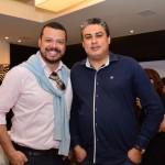 Richard Ravayole e Gilvan Oliveira