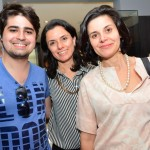 Victor Lessa, Regina Galvão e Lucia Gurovitz