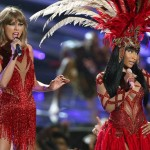 Taylor Swift e Nicky Minaj
