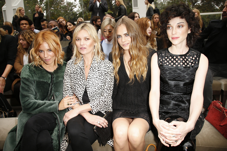 Sienna, Kate e Cara
