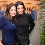 Adriana Gomes e Patricia Abud