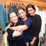 Cris Mello, Adriana Gomes e Paula Abud