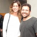 Juliana Muylaert e Leo Galvão