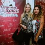 Jacqueline Chaves e Ana Gabriela Guglielmo