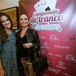 Betina Hernandes e Tatiana Nolasco
