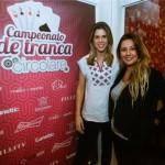 Helena Martins e Patricia Furchinetti