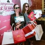 Tatiana Nolasco e Betina Hernandes
