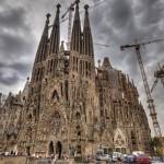 Construção da Sagrada Família chega a sua fase final
