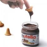 O melhor jeito para você comer a sua Nutella