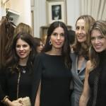 Giovanni Frasson, Fernanda Abdalla, Raquel Correa, Amalia Spinardi e Helena Bordon