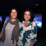 Clelia Amaral e Monica de Capua