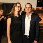 Iris Zimmer e Alvaro Coelho da Fonseca