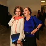 Linda Nicales e Sonia Samaia